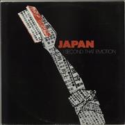 Click here for more info about 'Japan - I Second That Emotion - Hand Sleeve'