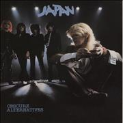 Click here for more info about 'Japan - Obscure Alternatives - EX'