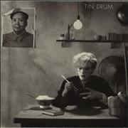 Click here for more info about 'Japan - Tin Drum + Poster'