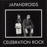 Click here for more info about 'Japandroids - Celebration Rock - 180 Gram White Vinyl'