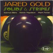 Click here for more info about 'Jared Gold - Solids & Stripes'