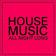 Click here for more info about 'Jarvis Cocker - House Music All Night Long - Dayglo PINK sleeve'