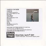 Click here for more info about 'Jarvis Cocker - Jarvis - Wallet'