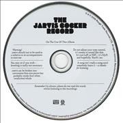 Click here for more info about 'Jarvis Cocker - Jarvis'