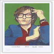 Click here for more info about 'Jarvis Cocker - Limited Edition Print - 150 Only'