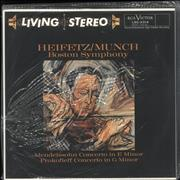 Click here for more info about 'Jascha Heifetz - Mendelssohn - Concerto In E Minor/ Prokofieff - Concerto In G Minor'