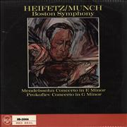 Click here for more info about 'Mendelssohn Concerto/ Prokofiev Concerto - Red Seal Sleeve'
