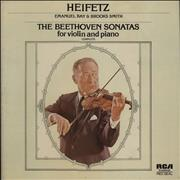 Click here for more info about 'Jascha Heifetz - The Beethoven Sonatas For Violin And Piano - Complete'