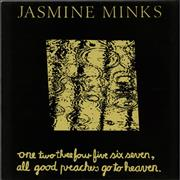 Click here for more info about 'Jasmine Minks - One Two Three Four Five... - Yellow Sleeve'