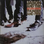 Click here for more info about 'Jason & The Scorchers - Thunder & Fire'