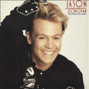 Click here for more info about 'Jason Donovan - Between The Lines + Poster'