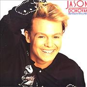 Click here for more info about 'Jason Donovan - Between The Lines'