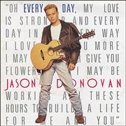 Click here for more info about 'Jason Donovan - Every Day - Poster Sleeve'