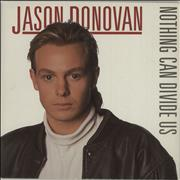 Click here for more info about 'Jason Donovan - Nothing Can Divide Us'