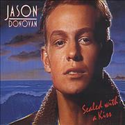 Click here for more info about 'Jason Donovan - Sealed With A Kiss'