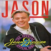 Click here for more info about 'Jason Donovan - The Official Annual 1990'