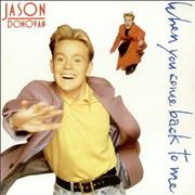 Click here for more info about 'Jason Donovan - When You Come Back To Me'