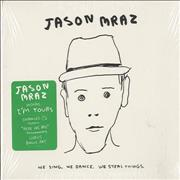 Click here for more info about 'Jason Mraz - We Sing, We Dance, We Steal Things'