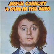 Click here for more info about 'Jasper Carrott - A Pain In The Arm'