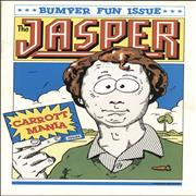 Click here for more info about 'Jasper Carrott - The Jasper + Ticket stub'