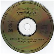 Click here for more info about 'Jawbox - Cornflake Girl'
