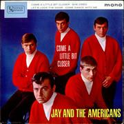 Click here for more info about 'Jay & The Americans - Come A Little Bit Closer EP'