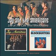 Click here for more info about 'Jay & The Americans - Live At The Cafe Wha / Blockbusters'