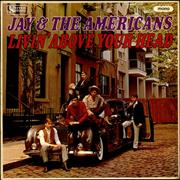 Click here for more info about 'Jay & The Americans - Livin' Above Your Head'