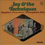 Click here for more info about 'Jay & The Techniques - Apples, Peaches, Pumpkin Pie'