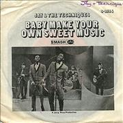 Click here for more info about 'Jay & The Techniques - Baby Make Your Own Sweet Music'