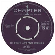 Click here for more info about 'Jay Dee - The Streets Ain't Paved With Gold + Press Info'