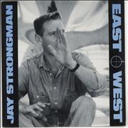 Click here for more info about 'Jay Strongman - East-West'