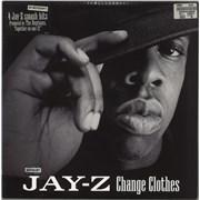 "Jay-Z Change Clothes UK 12"" vinyl"