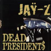 Click here for more info about 'Jay-Z - Dead Presidents'
