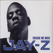 Click here for more info about 'Jay-Z - Excuse Me Miss'