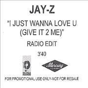 Click here for more info about 'Jay-Z - I Just Wanna Love U'