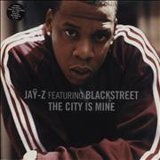 Click here for more info about 'Jay-Z - The City Is Mine'