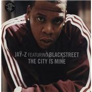 "Jay-Z The City Is Mine UK 12"" vinyl"