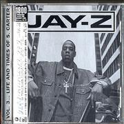 Click here for more info about 'Jay-Z - Vol.3...Life & Times Of S. Carter'