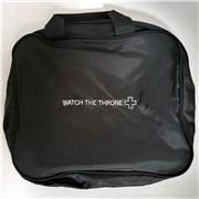 Jay-Z Watch The Throne 2012 - Laptop Bag UK memorabilia Promo