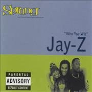 Click here for more info about 'Jay-Z - Who You Wit'