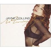 Jayne Collins No Turning Back UK CD single