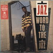 Click here for more info about 'Jaz - Word To The Jaz - stickered shrink'