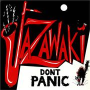 Click here for more info about 'Jazawaki - Don't Panic'