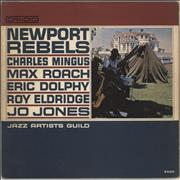 Click here for more info about 'Jazz Artists Guild - Newport Rebels - EX'