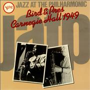 Click here for more info about 'Jazz At The Philharmonic - Bird & Pres - Carnegie Hall 1949'