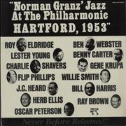 Click here for more info about 'Jazz At The Philharmonic - Jazz At The Philharmonic - Hartford, 1953'