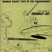 Click here for more info about 'Jazz At The Philharmonic - New Volume 3 - Personality Jazz'