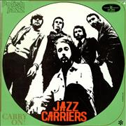 Click here for more info about 'Jazz Carriers - Carry On!'