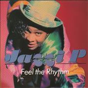 Click here for more info about 'Jazzi P - Feel The Rhythm'